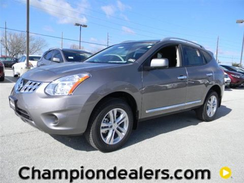 New 2012 Nissan Rogue Sv For Sale Stock Cw606141 Dealer Car Ad 60320041