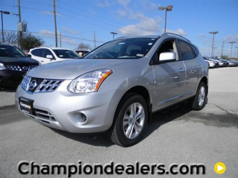 New 2012 Nissan Rogue Sv For Sale Stock Cw270863