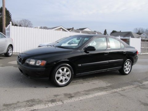 Used 2002 volvo s60 2 4t awd for sale stock z7084a dealerrevs com