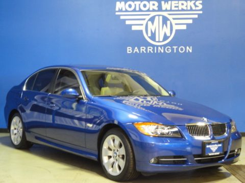 Used 2008 bmw 3 series 335xi sedan for sale stock for Motor werks barrington used cars