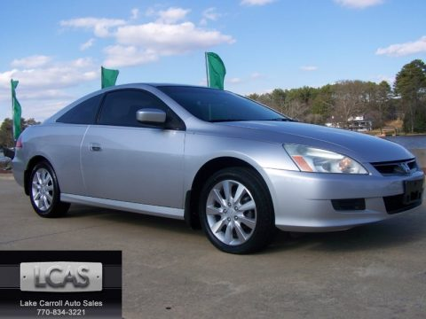 used 2006 honda accord ex v6 coupe for sale stock c008569 dealer car ad. Black Bedroom Furniture Sets. Home Design Ideas