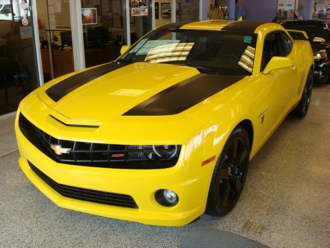 new 2012 chevrolet camaro ss coupe transformers special edition for sale stock 274c. Black Bedroom Furniture Sets. Home Design Ideas
