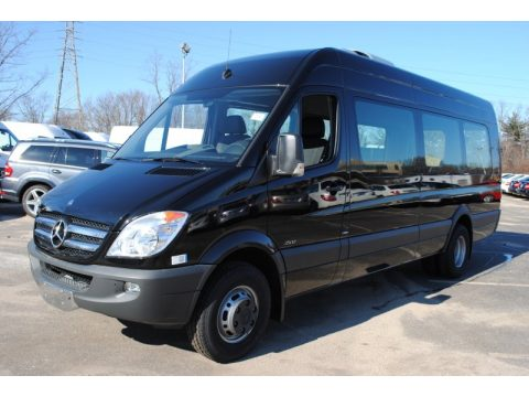 New 2012 mercedes benz sprinter 3500 high roof extended for Mercedes benz cargo van for sale