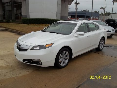 Acura 2012 on New 2012 Acura Tl 3 5 For Sale   Stock  C022544   Dealerrevs Com