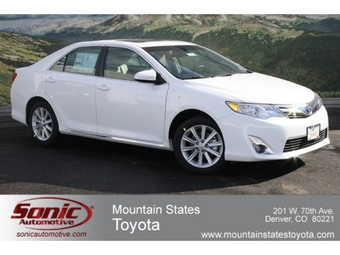 new 2012 toyota camry hybrid xle for sale stock cu010084 dealer car ad. Black Bedroom Furniture Sets. Home Design Ideas