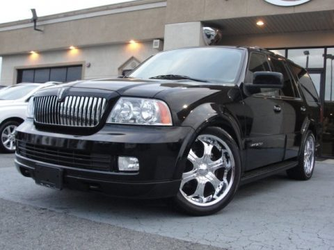 used 2006 lincoln navigator ultimate for sale stock 10607 dealer car ad. Black Bedroom Furniture Sets. Home Design Ideas