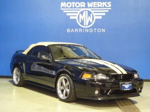 Used 1999 ford mustang svt cobra convertible for sale for Motor werks barrington used cars