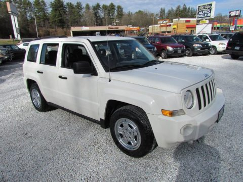 used 2007 jeep patriot sport 4x4 for sale stock 1. Black Bedroom Furniture Sets. Home Design Ideas