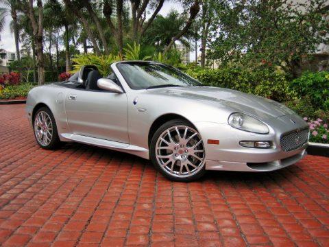 Used 2005 Maserati Spyder Cambiocorsa 90th Anniversary for Sale ...