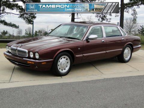 Used 1998 jaguar xj vanden plas for sale stock 120396a for Tameron honda daphne al