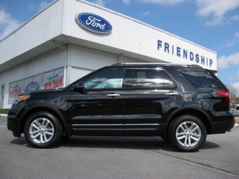 61128257 - 2012 Ford Explorer Xlt 4wd