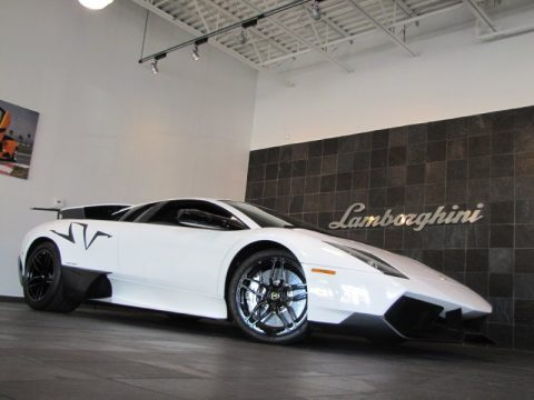 Used 2010 Lamborghini Murcielago Lp670 4 Sv For Sale Stock A03893