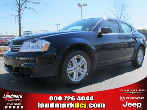 Blackberry Pearl Dodge Avenger SXT.  Click to enlarge.