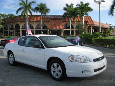 used 2006 chevrolet monte carlo lt for sale stock. Black Bedroom Furniture Sets. Home Design Ideas