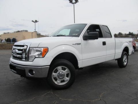 used 2011 ford f150 xlt supercab 4x4 for sale stock 12p022 dealer car ad. Black Bedroom Furniture Sets. Home Design Ideas