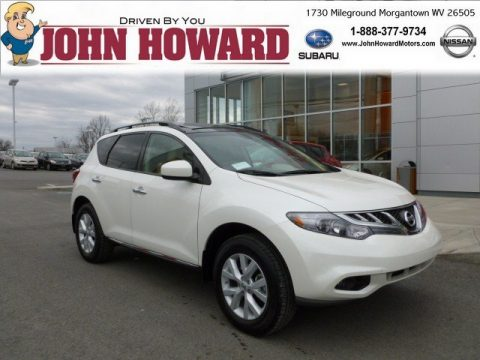 New 2012 Nissan Murano Sl Awd For Sale Stock 6214918