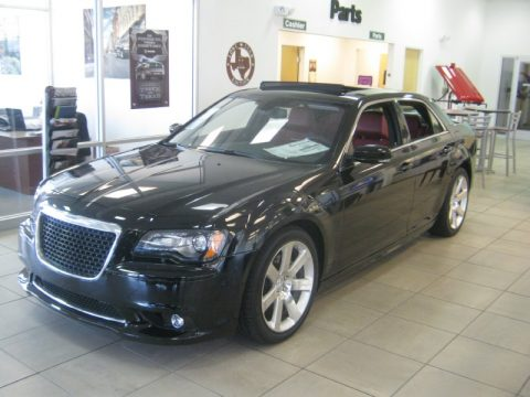 new 2012 chrysler 300 srt8 for sale stock h2800116. Black Bedroom Furniture Sets. Home Design Ideas