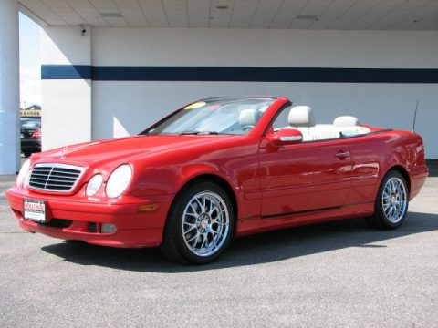 Used 2002 Mercedes Benz Clk 320 Cabriolet For Sale Stock