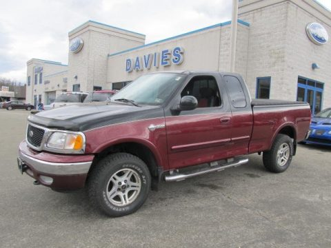 Used 2003 Ford F150 Heritage Edition Supercab 4x4 For Sale Stock