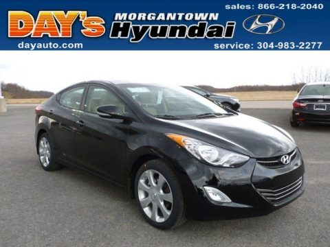 new 2012 hyundai elantra limited for sale stock e12788. Black Bedroom Furniture Sets. Home Design Ideas