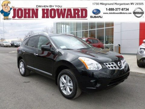 New 2012 Nissan Rogue Sv Awd For Sale Stock 6708731 Dealer Car Ad 61499731