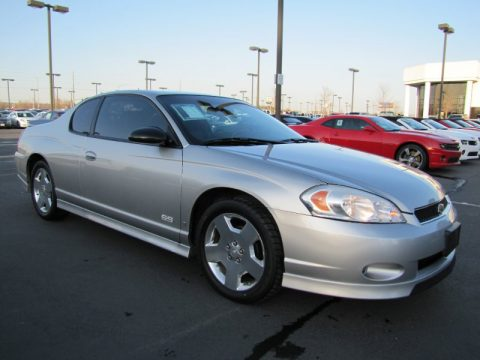 used 2006 chevrolet monte carlo ss for sale stock 406083 dealer car ad. Black Bedroom Furniture Sets. Home Design Ideas