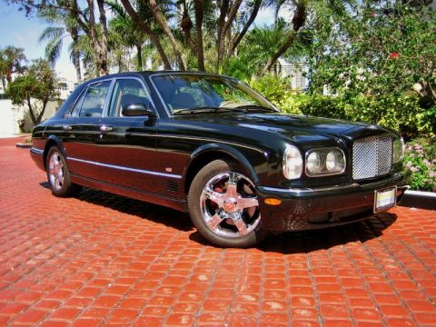 used 2001 bentley arnage red label for sale stock 1349780563 dealer car ad. Black Bedroom Furniture Sets. Home Design Ideas