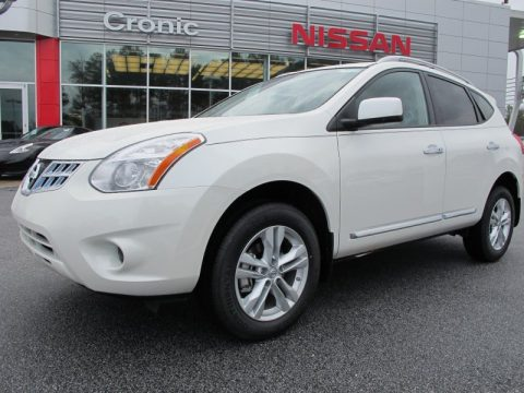 new 2012 nissan rogue sv for sale stock ni5631 dealer car ad 61580433. Black Bedroom Furniture Sets. Home Design Ideas