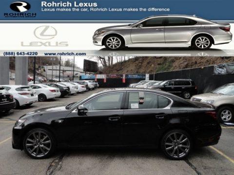 new 2013 lexus gs 350 awd f sport for sale stock l23013 dealer car ad. Black Bedroom Furniture Sets. Home Design Ideas