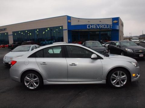 Used 2011 Chevrolet Cruze Ltz Rs For Sale Stock Fp5582