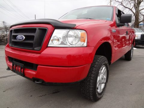 Used 2005 ford f150 stx supercab 4x4 for sale stock for Orange motors albany new york