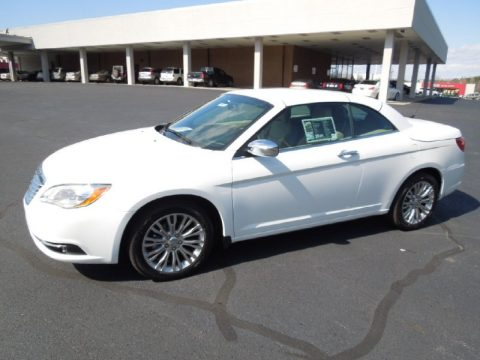 New 2012 Chrysler 200 Limited Hard Top Convertible for Sale - Stock