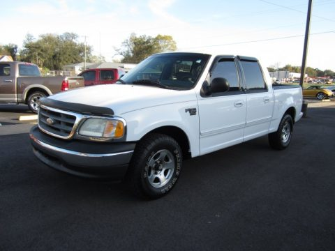 used 2003 ford f150 xlt supercrew for sale - stock #b92854