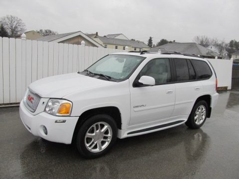 used 2008 gmc envoy denali 4x4 for sale stock t4620a. Black Bedroom Furniture Sets. Home Design Ideas