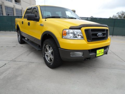 used 2004 ford f150 fx4 supercrew 4x4 for sale stock. Black Bedroom Furniture Sets. Home Design Ideas