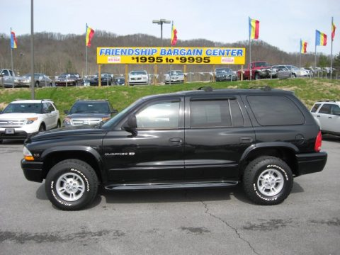 Used 2000 Dodge Durango SLT 4x4 for Sale - Stock #HB11052A ...