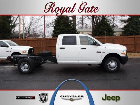 new 2012 dodge ram 3500 hd st crew cab chassis for sale stock d39003. Black Bedroom Furniture Sets. Home Design Ideas