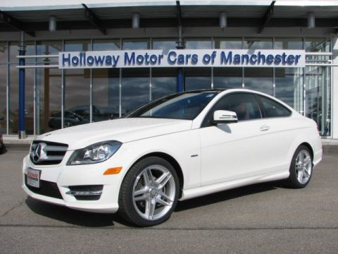 New 2012 Mercedes Benz C 250 Coupe For Sale Stock 12271