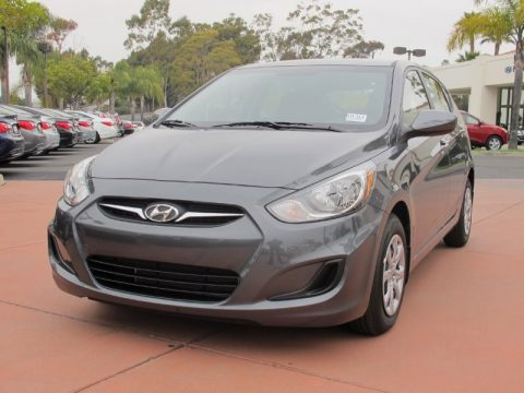 new 2012 hyundai accent gs 5 door for sale stock h1311. Black Bedroom Furniture Sets. Home Design Ideas