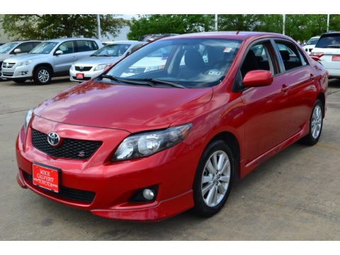 Toyota Dealer Houston >> Used 2010 Toyota Corolla S for Sale - Stock #37481P | DealerRevs.com - Dealer Car Ad #62194615