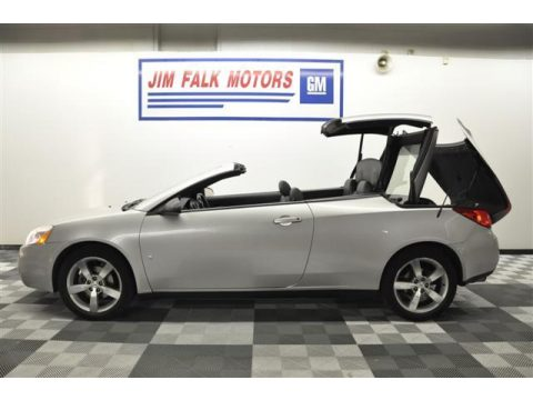 used 2007 pontiac g6 gt convertible for sale stock 6071a dealer car ad. Black Bedroom Furniture Sets. Home Design Ideas
