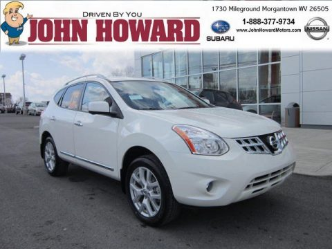New 2012 nissan rogue sl awd for sale stock 6379161 for John howard motors morgantown wv