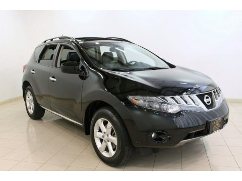 used 2009 nissan murano sl awd for sale stock w10264a. Black Bedroom Furniture Sets. Home Design Ideas