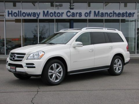New 2012 Mercedes Benz Gl 450 4matic For Sale Stock
