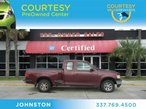 Used 1997 Ford F150 Xlt Extended Cab For Sale Stock 2120355a Dealer Car Ad