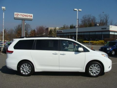 used 2012 toyota sienna xle awd for sale stock 88009 dealer car ad 62530495. Black Bedroom Furniture Sets. Home Design Ideas