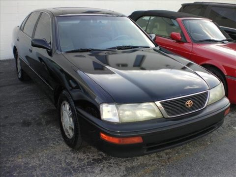 used 1995 toyota avalon xls for sale stock t1966. Black Bedroom Furniture Sets. Home Design Ideas
