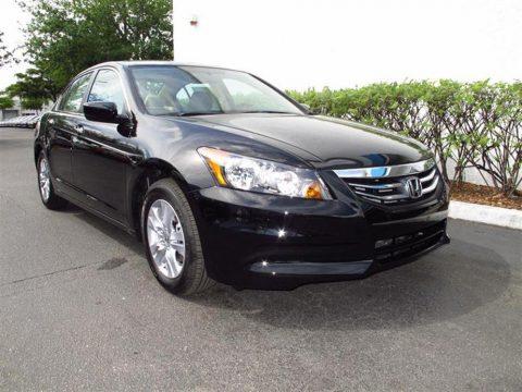 New 2012 honda accord se sedan for sale stock ca098829 for 2012 honda accord black