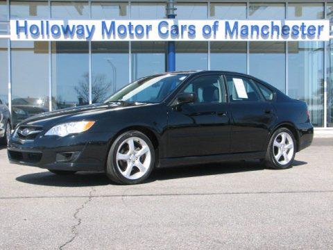 Used 2009 Subaru Legacy Sedan For Sale Stock