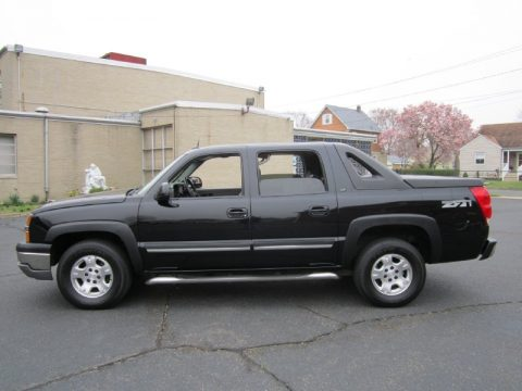 used 2005 chevrolet avalanche z71 4x4 for sale stock. Black Bedroom Furniture Sets. Home Design Ideas